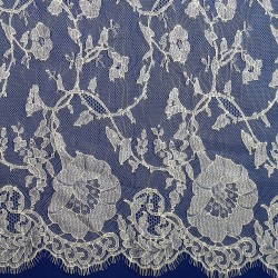 Volubilis French Leavers Lace
