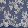 Agatha - French Leavers Lace