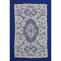 Small rectangular Lace doily