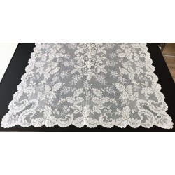 Rectangular Tablecloth - Lyon Lace