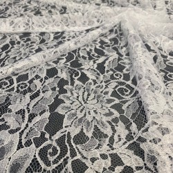 Freesia - French Leavers Lace