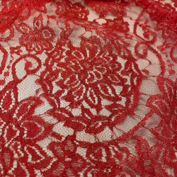 The Vitamin - French Leavers Lace cut