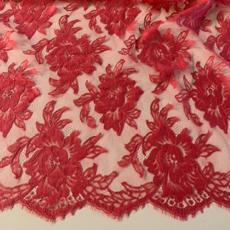 POPPY - French Leavers Lace