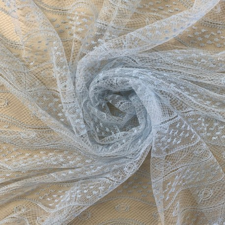 Eva - French Leavers Lace