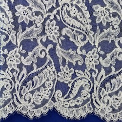 Dentelle Ashley Re-embroidered