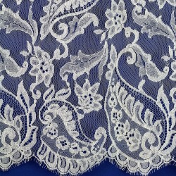 Ashley - French Leavers lace