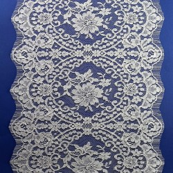 Louise 30 cm - French Leavers Lace
