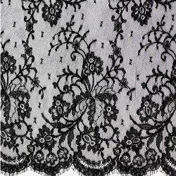 Astrid - French Leavers Lace