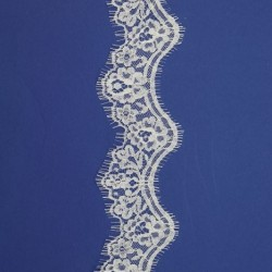 Jazz 9 cm - French Leavers Lace