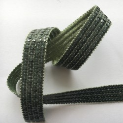 Sequin ribbon 4 rows